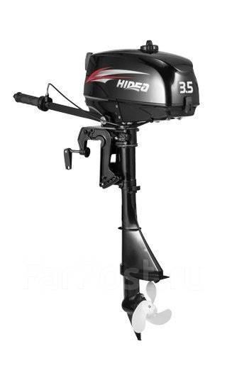 Hidea. 3,50л.с., 2-тактный, бензиновый, нога S (381 мм), Год: 2017 год