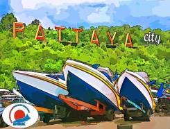 Таиланд. Паттайя. Пляжный отдых