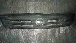 Решетка радиатора. Nissan AD, VFY11 Двигатель QG15DE