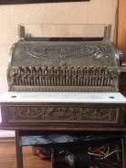 Cтаринный кассовый аппарат. Оригинал