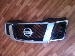 Решетка радиатора. Nissan Pathfinder, R51, R51M