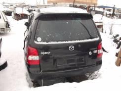 Крышка багажника. Mazda Demio, DW3W, DW5W