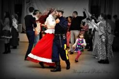 Народные танцы.