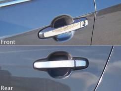 Накладка на ручки дверей. Toyota Passo, KGC15, KGC35, KGC10, NGC30, KGC30, QNC10 Daihatsu Boon