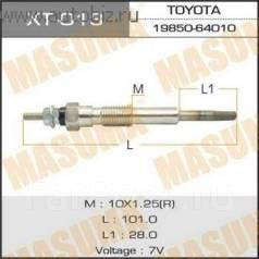 Свеча накала. Toyota: Sprinter, Model-F, Master Ace Surf, Corona, Corolla, Town Ace, Lite Ace, Carina II, Camry, Vista, Carina Двигатели: 1CL, 1C, 2C...