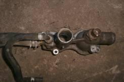 Корпус термостата. Honda Fit, GD1 Двигатель L13A