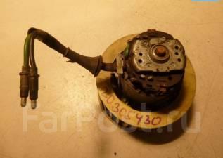 Мотор печки. Saab