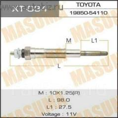 Свеча накала. Toyota: Crown Majesta, Crown, Mark II, Cresta, 4Runner, Hilux, Chaser Двигатели: 2LTE, 3L, 5L, 2L