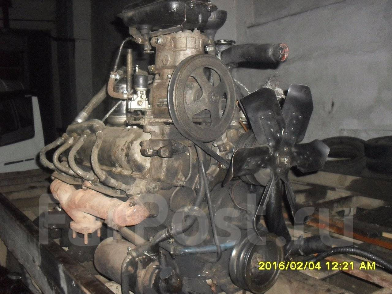 инструкция отопление кунг зил131