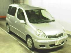 Рамка радиатора. Toyota Funcargo, NCP20 Двигатель 2NZFE