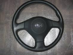 Руль. Subaru Impreza Wagon, GGA, GG2, GGC, GG3, GGD, GG9 Subaru Impreza, GD3, GD2, GG2, GG3, GDC, GDD, GGD, GDA, GDB, GGC, GG, GGA, GD9, GD, GG9 Subar...