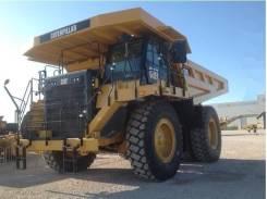 Caterpillar. 777G карьерный самосвал, 1 000 куб. см., 95 000 кг. Под заказ