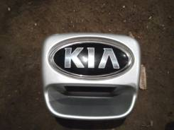 Ручка открывания багажника. Kia Picanto
