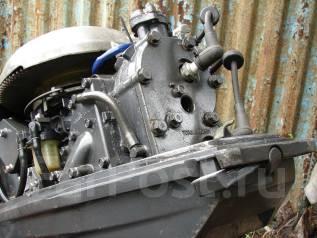 Yamaha. 25,00л.с., 2х тактный, бензин, нога L (508 мм), Год: 2000 год