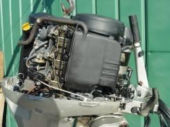 Honda. 50,00л.с., 4-тактный, бензиновый, нога L (508 мм), Год: 2002 год