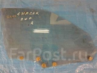 Стекло боковое. Toyota Chaser, GX100, GX105