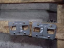 Крепление автомагнитолы. Nissan Terrano Regulus, JRR50 Двигатель QD32ETI