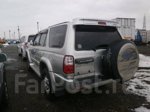 Toyota Hilux Surf. VZN185, 5VZ 3RZ 1KZ 1KD
