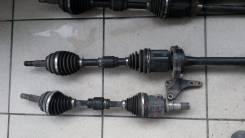Привод, полуось. Toyota Premio, ZRT261 Двигатели: 2ZRFAE, 3ZRFAE
