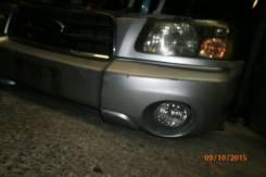 Планка под фары. Subaru Forester, SG5, SG9, SG