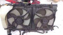 Вентилятор охлаждения радиатора. Subaru Legacy, BH9, BE9 Subaru Legacy B4, BE9, BH9 Двигатель EJ25
