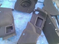 Обшивка багажника. Subaru Forester, SF5, SF9 Двигатель EJ205