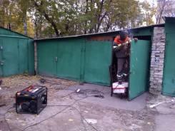 Изготовление и установка ворот. Автономная электро сварка с выездом !