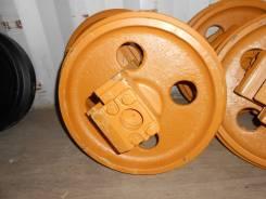 Направляющее колесо (ленивец) на бульдозер Komatsu D20