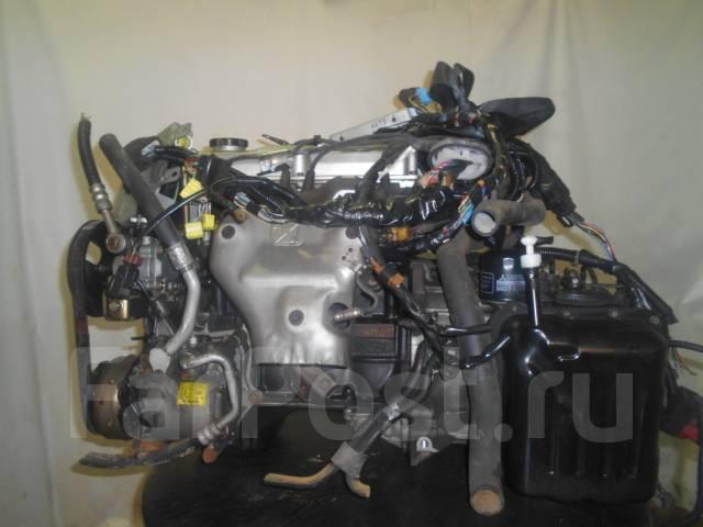 Контрактный б/у двигатель 4G13 Mitsubishi Lancer 9