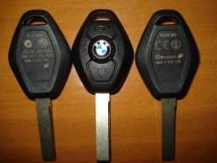 Ключ зажигания. BMW