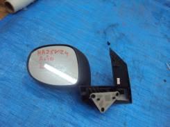 Зеркало заднего вида боковое. Suzuki Alto, HA25V, HA25S Двигатель K6A