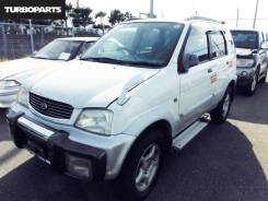 Подножка. Daihatsu Terios, J102G, J122G, J100G Двигатели: K3VET, HCEJ