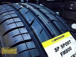 Dunlop SP Sport FM800. Летние, 2017 год, без износа, 4 шт