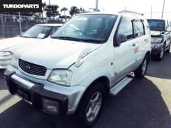 Решетка радиатора. Daihatsu Terios, J102G, J122G, J100G Двигатели: K3VET, HCEJ