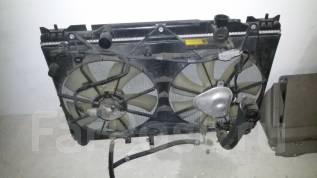 Радиатор охлаждения двигателя. Toyota Camry, ACV30, ACV30L, ACV35 Двигатель 2AZFE