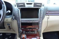 Кнопка запуска двигателя. Lexus LS460, USF41 Lexus LS460 / 460L, USF41