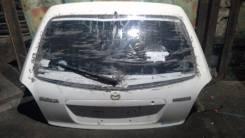 Дверь багажника. Mazda Familia S-Wagon, BJ5W, BJFW, BJ8W