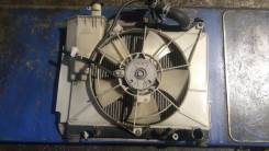 Радиатор охлаждения двигателя. Toyota Funcargo, NCP20, NCP25