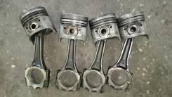 Поршень. Mazda: Bongo Brawny, J100, Bongo, Eunos Cargo, J80 Kia Bongo Kia Besta Nissan Vanette, SK22MN, SK22VN Двигатель R2