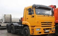 Камаз 6460. -26001-73 тягач седельный (Евро 4), 11 700 куб. см., 62 000 кг.