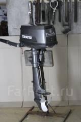 Tohatsu. 5,00л.с., 2-тактный, бензиновый, нога S (381 мм), Год: 1999 год