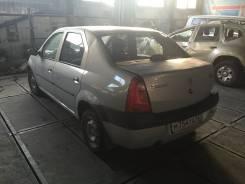 Renault Logan. K7J