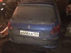 Peugeot 206. VF32AKFWR, KFW10FSM3PSA4