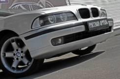 Накладки на передние фары(реснички) BMW E39 1995—2003 комплект 2шт. BMW 5-Series, E39