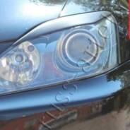 Накладки на передние фары(реснички) Lexus IS 250 2005—2010. Lexus IS250