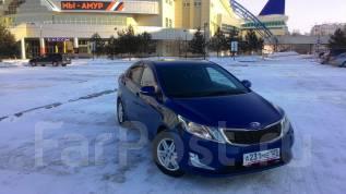 """Kia-Rio 2011 год """"Alfa-Car"""" в Хабаровске"""