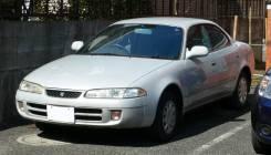 Козырек солнцезащитный. Toyota Sprinter Marino, AE100