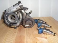 Турбина. Suzuki Cappuccino, EA11R Двигатель F6A