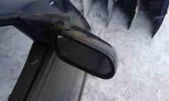Зеркало заднего вида боковое. Nissan Primera, P10, P10E