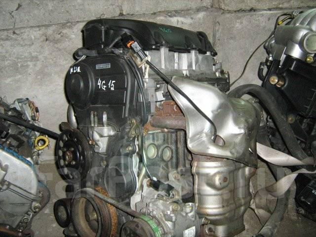 Двигатель 4G15 для Mitsubishi (Mivec)